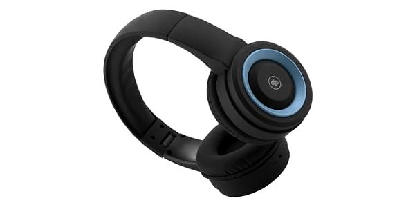 Sluchátka GoGEN HBTM 31BL (HBTM31BL) černá/modrá