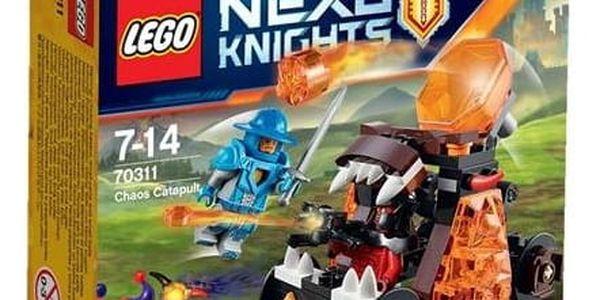Stavebnice LEGO® Nexo Knights 70311 Katapult Chaosu