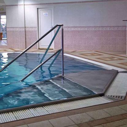 Hotel Goethe**** v Mariánských Lázních s bazénem, wellness a polopenzí