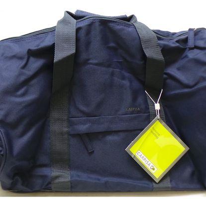 Cestovní taška Carpisa Borsone, modrá