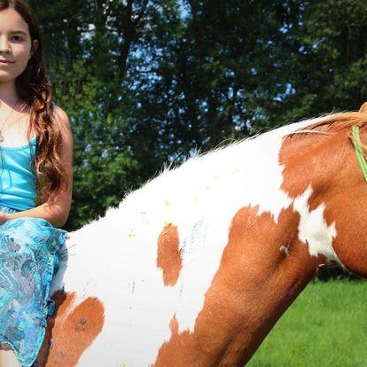 Nezapomenutelná jízda na koni pro 2-8leté děti