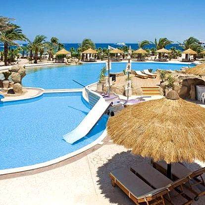 Egypt, Hurghada, letecky na 7 dní