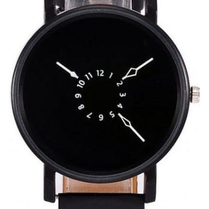 Unisex hodinky s originálním ciferníkem - 3 varianty