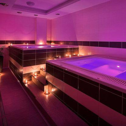 4* wellness odpočinek s polopenzí v hotelu Kraskov