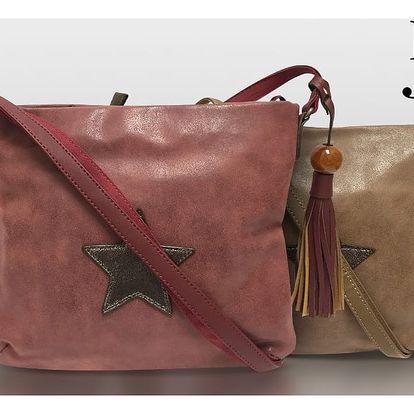 Dámské crossbody kabelky David Jones