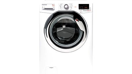 Pračka se sušičkou Hoover WDXOC 585AC-S + 5 let záruka + žehlička zdarma