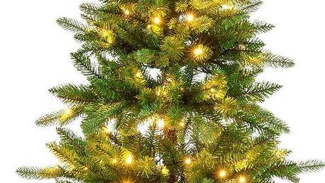 Vánoční osvětlení RETLUX RXL 294 strom 130LED 150cm WW