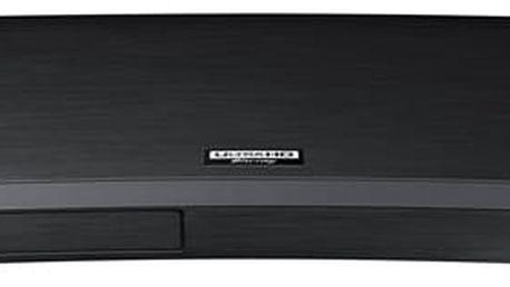 Blu-ray přehrávač Samsung UBD-M9500 černý + dárky Záznamové médium Samsung 4K UHD: VÁLKA O PLANETU OPIC + Záznamové médium Samsung 4K UHD: ŠMOULOVÉ: ZAPOMENUTÁ VESNICE + DOPRAVA ZDARMA