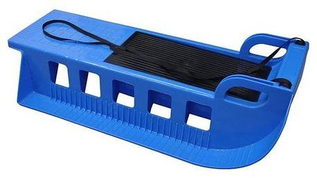 Sáně Acra Kamzík plastové modré + Doprava zdarma