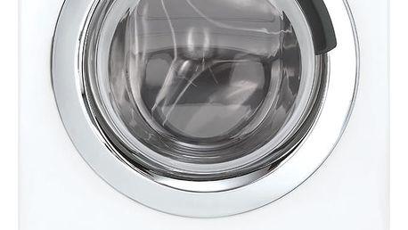 Pračka se sušičkou Candy GVFW 4106LWHC-S + 500 Kč zpět