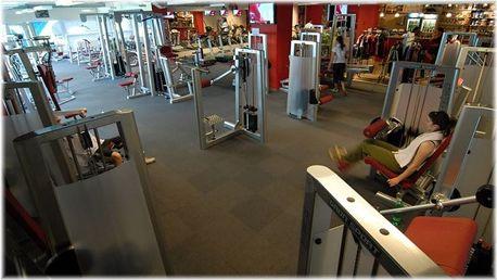 4 lekce programu H.E.A.T. v Reebok Fitness Relax na Praze 5