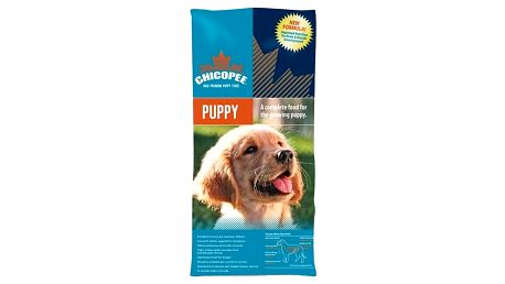 Granule CHICOPEE Puppy 15 kg + 3 kg ZDARMA + Doprava zdarma