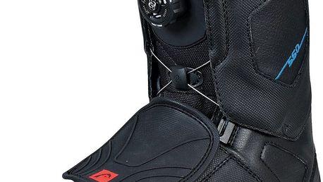 Boty na snowboard Head 550 RC, černomodré, 48