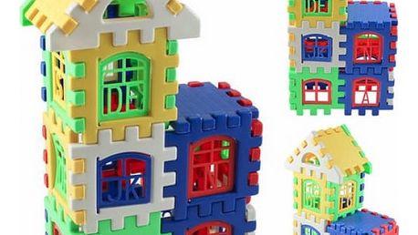Stavebnice pro malé děti Domeček