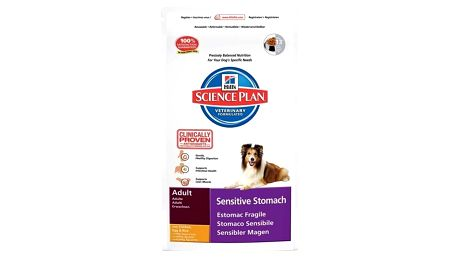 Granule Hill's Canine Adult Sensitive Stomach, 12 kg + Doprava zdarma