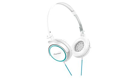 Náhlavní sluchátka Pioneer SE-MJ512-GW