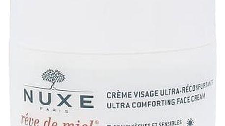 NUXE Reve de Miel Ultra Comforting Face Cream 50 ml denní pleťový krém W