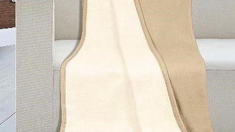 Bellatex Deka Sydney oříšková béžová, 150 x 200 cm