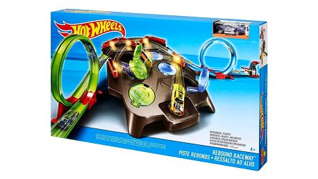 HOT WHEELS Závod k cíli set