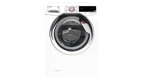Pračka se sušičkou Hoover WDWT45 485AHC-S + 5 let záruka + žehlička zdarma