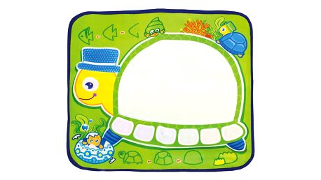 Bino Vodní kreslení, Želva