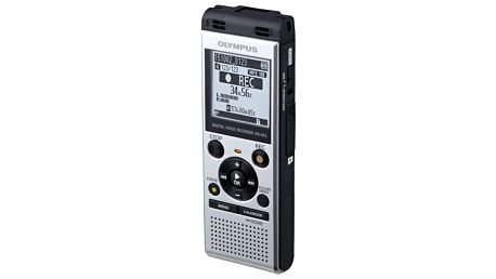 Diktafon Olympus WS-852 (V415121SE000) stříbrný