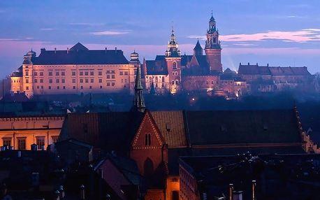 Romantický i silvestrovský pobyt nedaleko Krakova