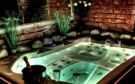 120min. luxusní balíčky privátní wellness relaxace pro 2 osoby