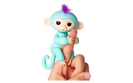 Interaktivní opička FINGER MONKEY