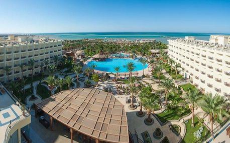 Egypt, Hurghada, letecky na 9 dní