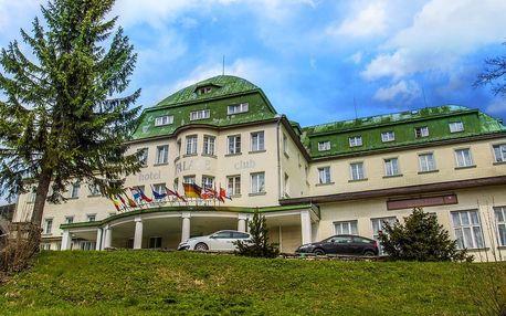 Jarní all inclusive pobyt ve Špindlu pro rodinu