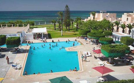 Tunisko, Nabeul, letecky na 8 dní