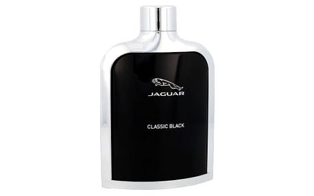 Jaguar Classic Black 100 ml toaletní voda pro muže