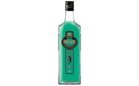Absinth Green Tree 0,7l 70%