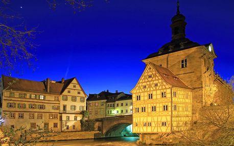 Okouzlující Bamberg v době adventu s průvodcem