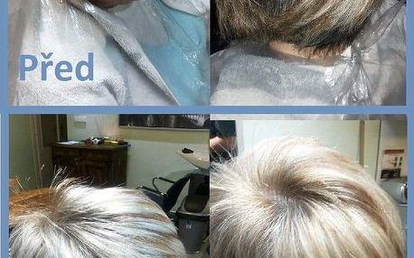 Pánské/damské kadeřnické balíčky pro všechny délky vlasů