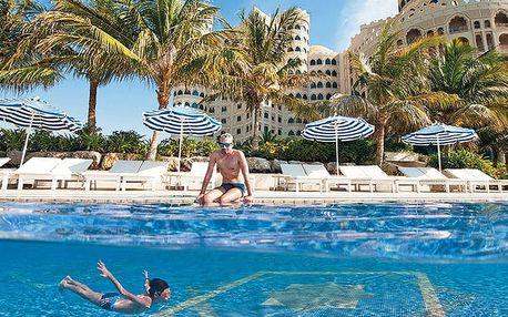 Hotel Al Hamra Residence, Dubaj, Spojené arabské emiráty, letecky, polopenze