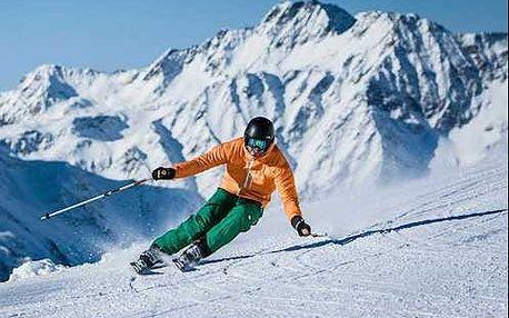 Parádní alpský pobyt v jižním Tyrolsku pro dva s polopenzí a wellness