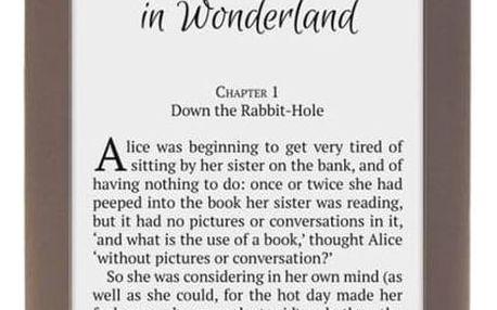Čtečka e-knih Pocket Book 615 Basic Lux (PB615W-X-WW) hnědá + Doprava zdarma