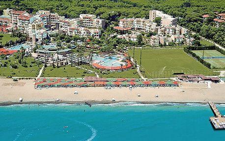 Hotel Limak Arcadia Golf & Sport Resort, Turecká riviéra, Turecko, letecky, ultra all inclusive