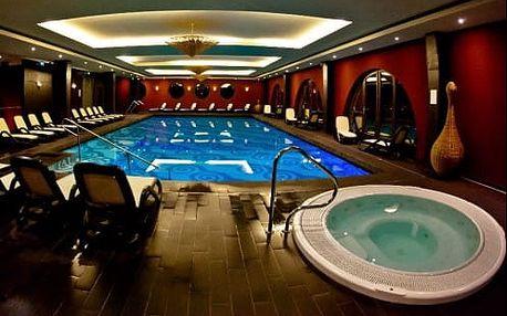 Komfortní wellness víkend ve 4* hotelu u Budapešti se snídaní nebo polopenzí