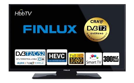 Televize Finlux 39FFB5160 černá + DOPRAVA ZDARMA