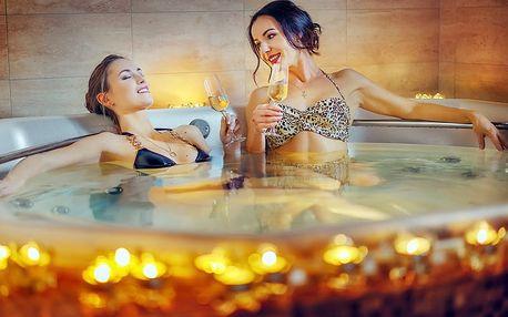 Karlovy Vary v luxusním hotelu Millenium s bohatou polopenzí a neodolatelnými wellness balíčky