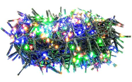 Vánoční osvětlení RETLUX RXL 289 600LED 11+5m MC TM