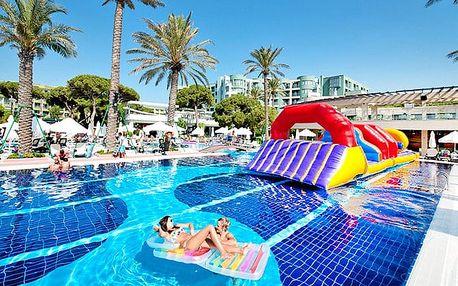 Hotel Limak Atlantis De Luxe, Turecká riviéra, Turecko, letecky, ultra all inclusive