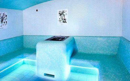 Permanentka do saunového světa Olgy Šípkové