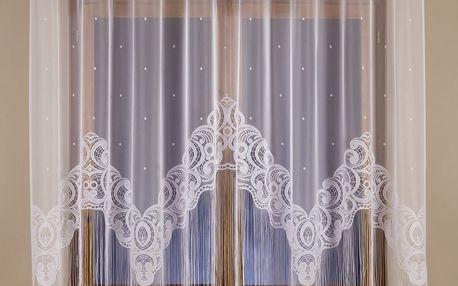 4Home Záclona Patricie, 300 x 150 cm, 300 x 150 cm