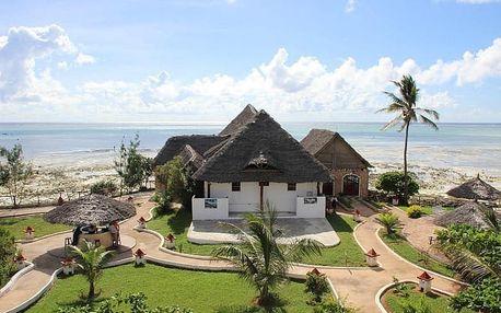 Tanzánie, Zanzibar, letecky na 9 dní snídaně