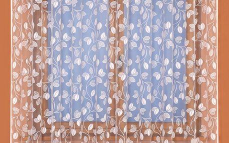 4Home záclona Zora, 350 x 175 cm + 200 x 250 cm, 350 x 175 cm + 200 x 250 cm