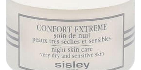 Sisley Confort Extreme Night Skin Care 50 ml noční pleťový krém pro ženy